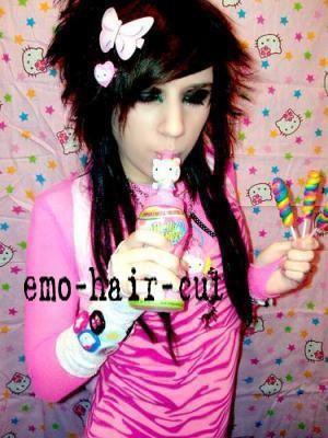 Hello Kitty c'est Emo!